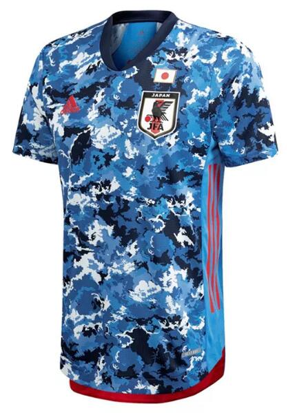Japan Player Version Soccer Jerseys 2020 Home Football Shirts