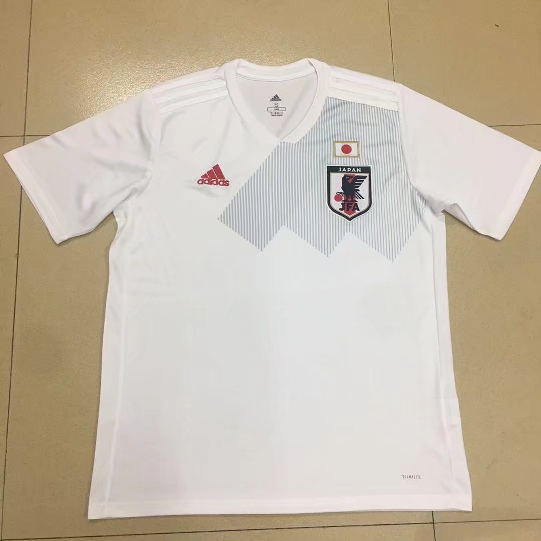 Japan 2018 World Cup Home Soccer Jersey Football Shirt
