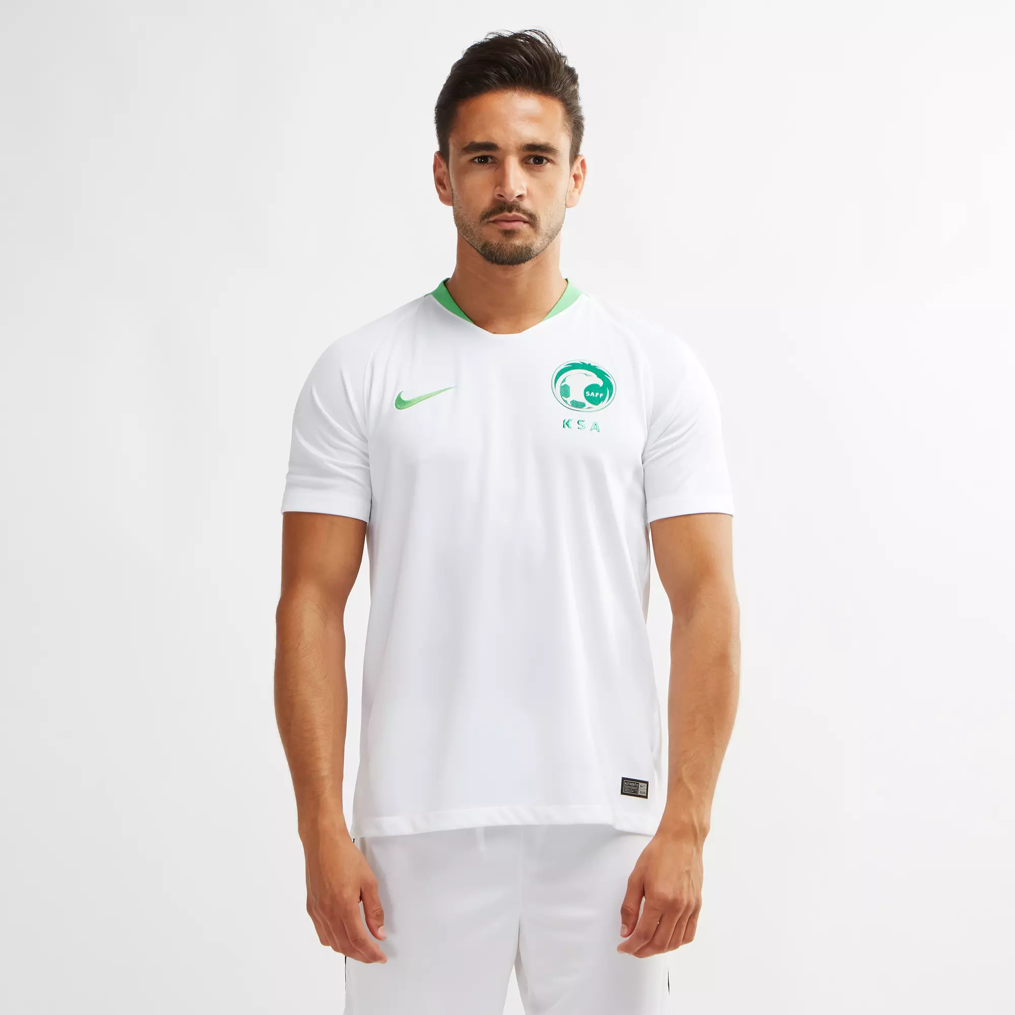 Saudi Arabia Soccer Jerseys 2018 World Cup Home Football Shirts