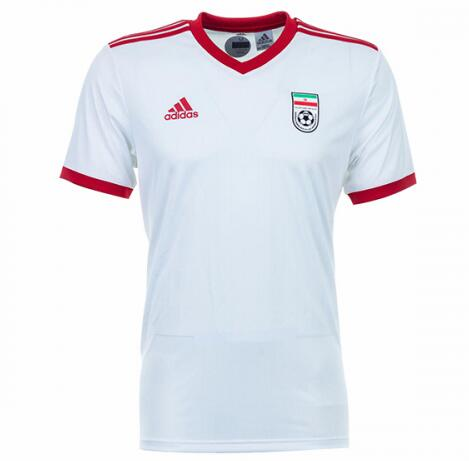 Iran Soccer Jerseys 2018 World Cup Home Football Shirts
