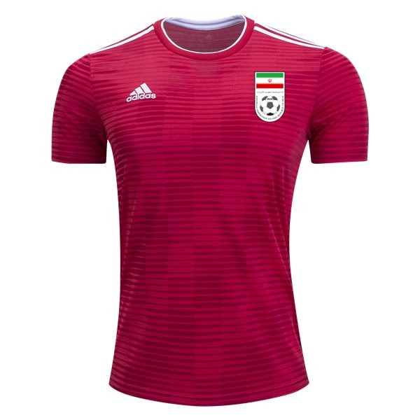 Iran Soccer Jerseys 2018 World Cup Away Football Shirts