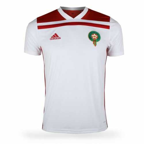 Morocco Soccer Jerseys 2018 World Cup Away Football Shirts