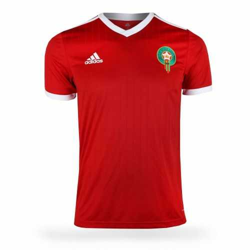 Morocco Soccer Jerseys 2018 World Cup Home Football Shirts
