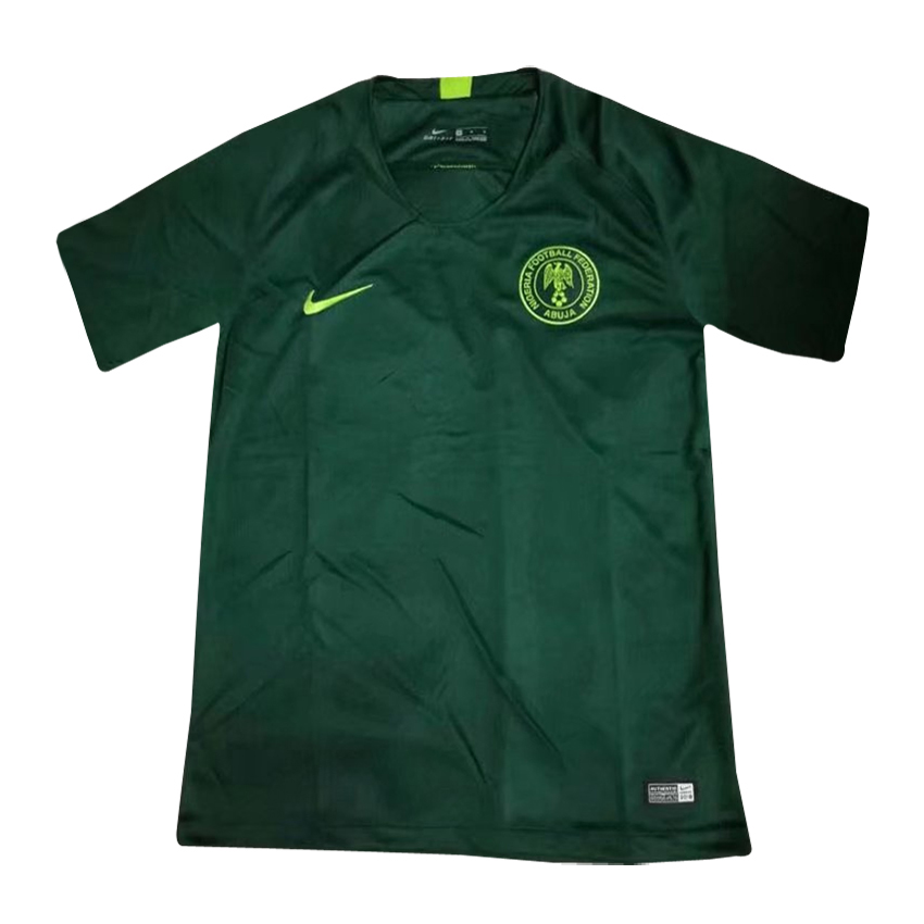 Nigeria Soccer Jersey FIFA World Cup 2018 Away Football Shirt
