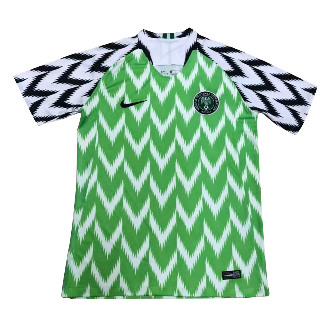 Nigeria Soccer Jersey FIFA World Cup 2018 Home Football Shirt