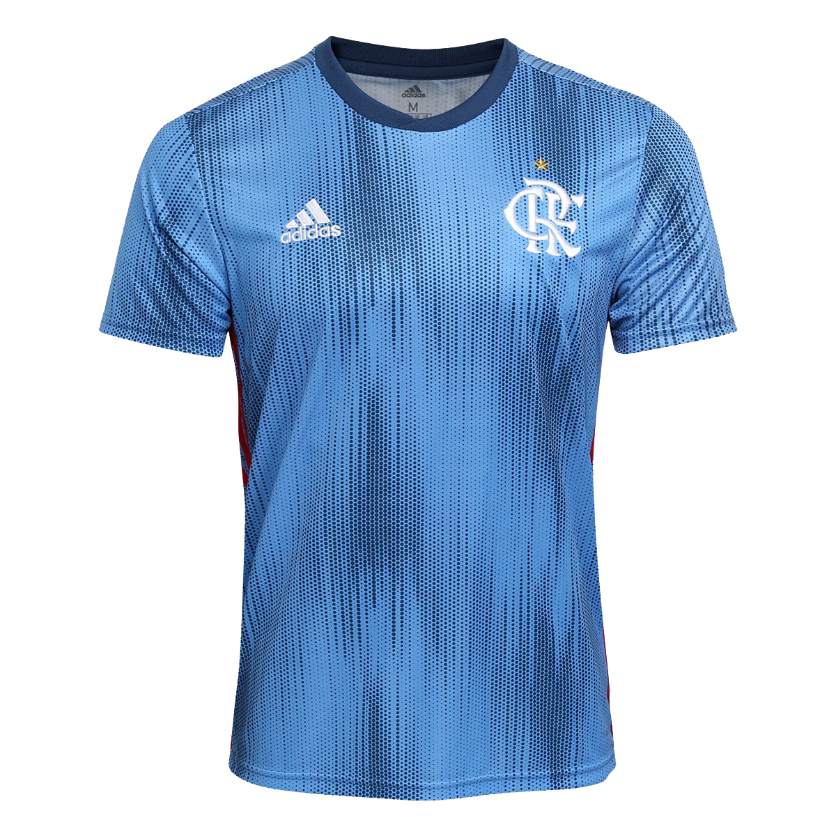 CR Flamengo Soccer Jerseys 2018-19 Third Football Shirts