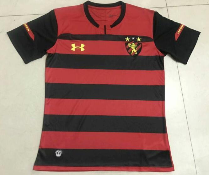 Sport Recife Soccer Jerseys 2018-19 Home Football Shirts