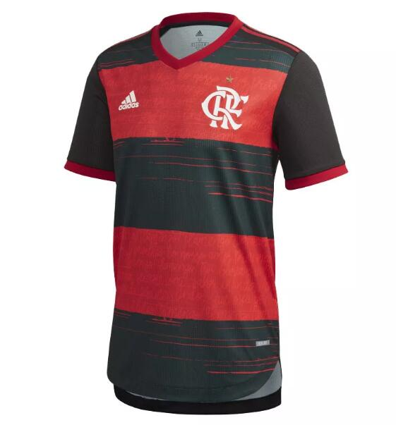 CR Flamengo Player Version Soccer Jerseys 2020-21 Home Football Shirts