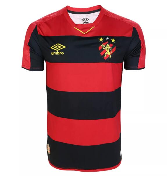 Sport Recife Soccer Jerseys 2019-20 Home Football Shirts