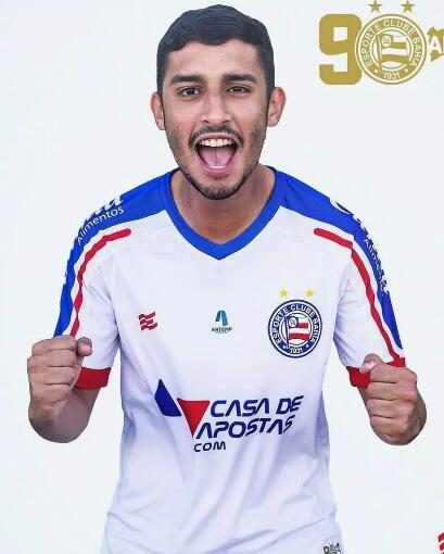 Bahia Soccer Jerseys 2021-22 Home Football Shirts