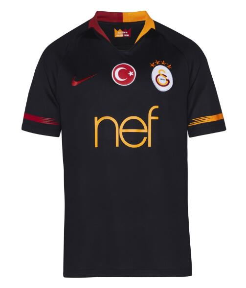 Galatasaray Soccer Jerseys 2018-19 Away Football Shirts