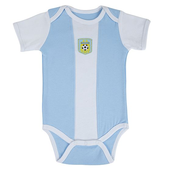 Argentina Baby Soccer Suit 2018 World Cup Infant Football Shirts
