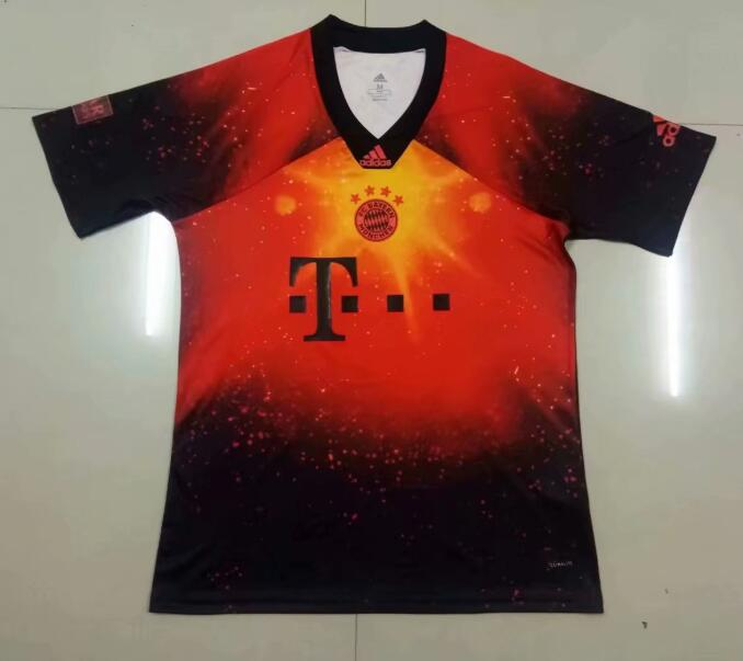 Bayern Munich Soccer Jerseys 2018-19 EA Football Shirts