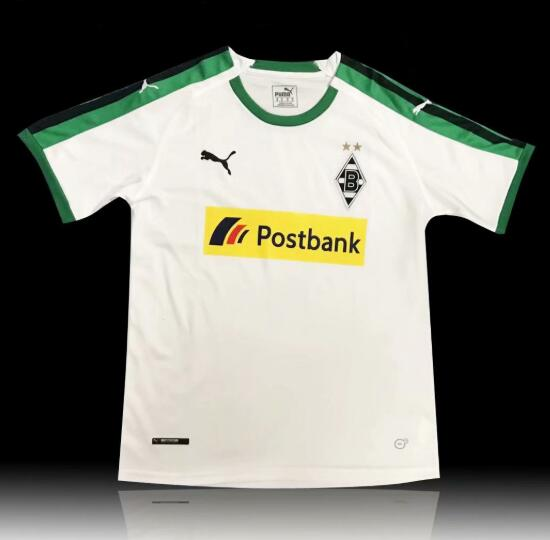 Borussia Monchengladbach Soccer Jerseys 2018/19 Home Football Shirts