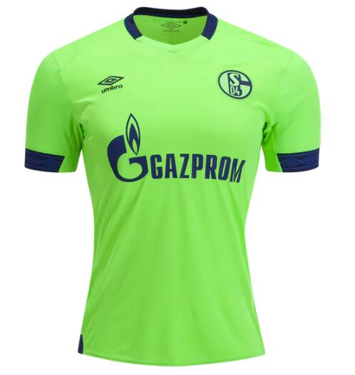 FC Schalke 04 Soccer Jerseys 2018/19 Third Football Shirts
