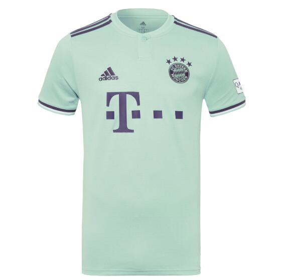 Bayern Munich Soccer Jerseys 2018-19 Away Football Shirts