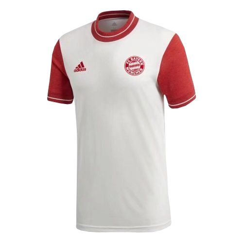 Bayern Munich T-Shirt White 2018 Special Edition