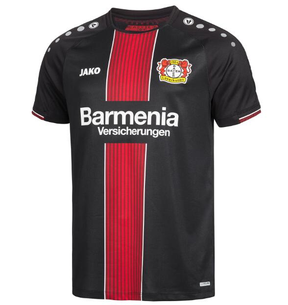 Bayer 04 Leverkusen Soccer Jerseys 2018-19 Home Football Shirts
