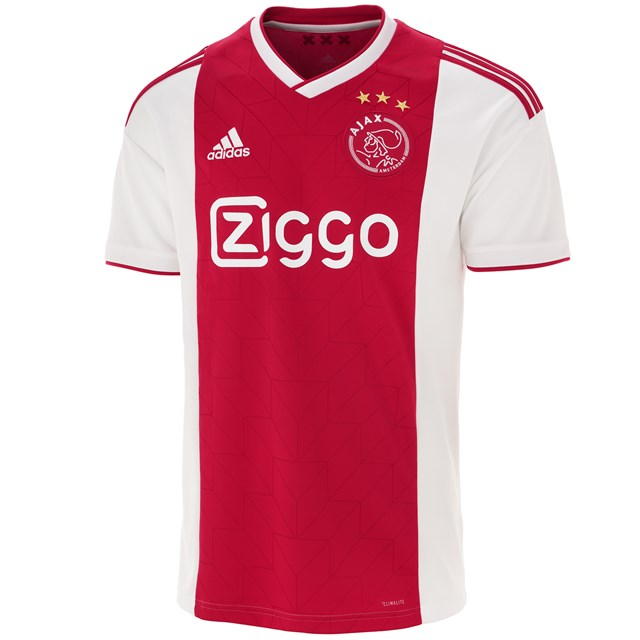 Ajax Soccer Jerseys 2018-19 Home Football Shirts