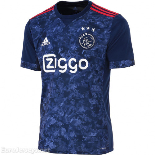 Ajax 2017-18 Away Shirt Soccer Jersey