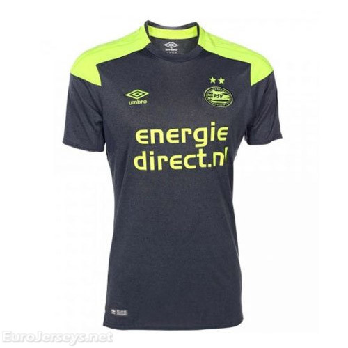 PSV Eindhoven 2017-18 Away Shirt Soccer Jersey