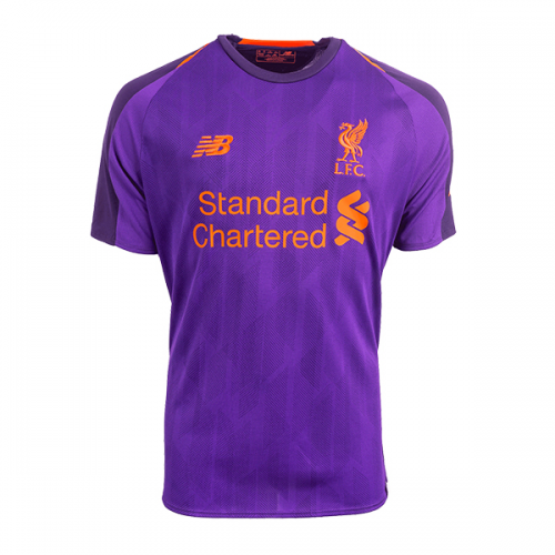Liverpool Soccer Jerseys 2018-19 Away Football Shirts