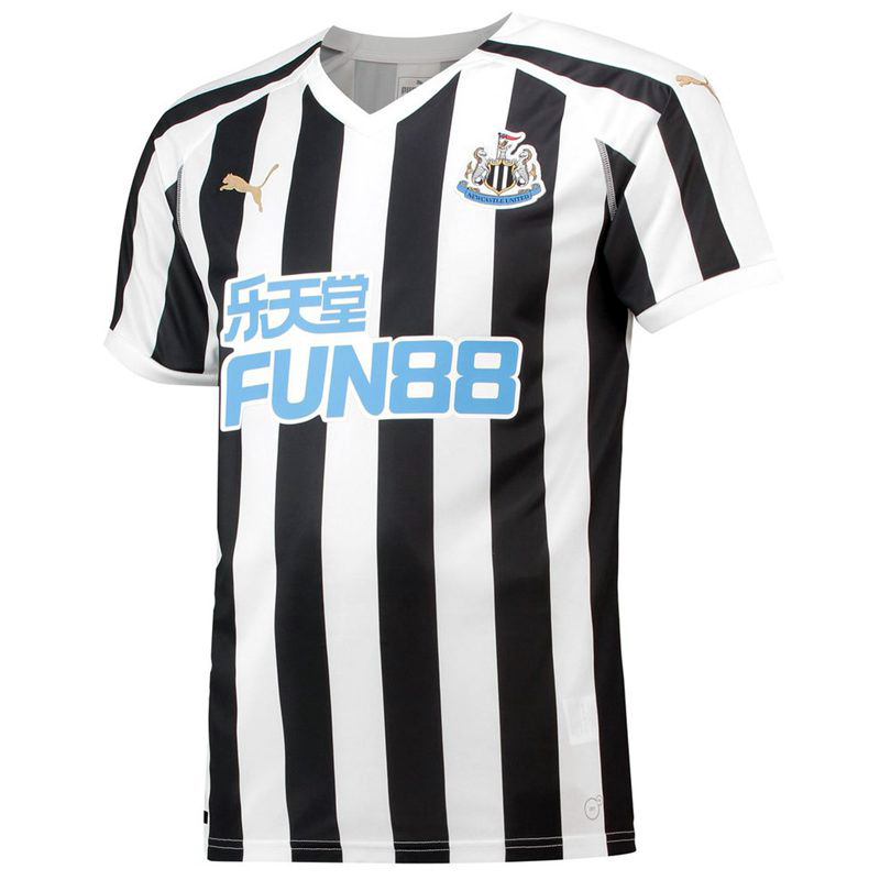 Newcastle United Soccer Jerseys 2018-19 Home Football shirts