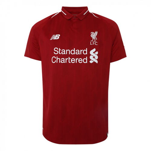 Liverpool Soccer Jerseys 2018-19 Home Football Shirts