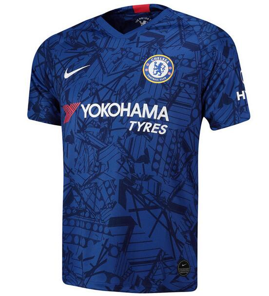 Chelsea Soccer Jerseys 2019-20 Home Football Shirts