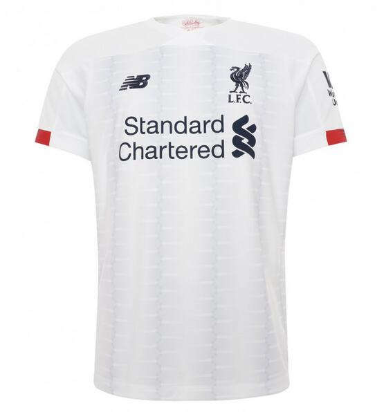 Liverpool Soccer Jerseys 2019-20 Away Football Shirts