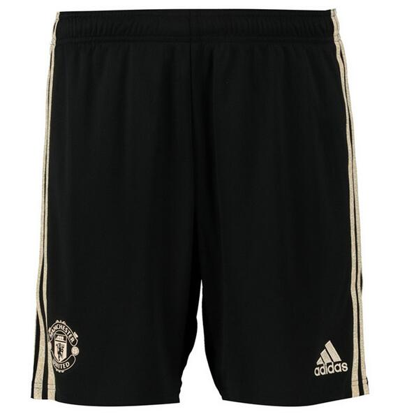 Manchester United Away Soccer Shorts 2019-20