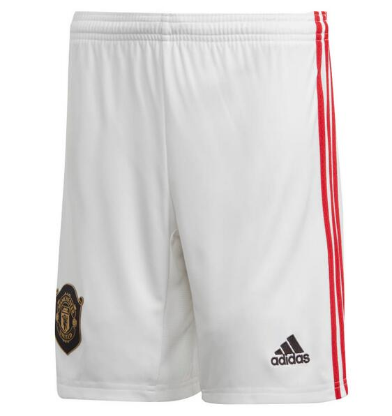 Manchester United Home Soccer Shorts 2019-20