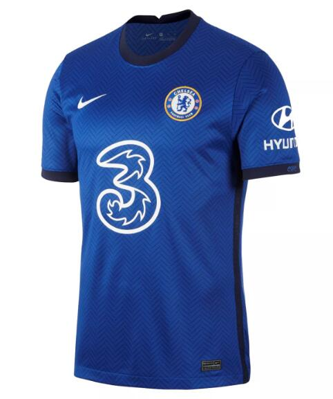 Chelsea Soccer Jerseys 2020-21 Home Football Shirts
