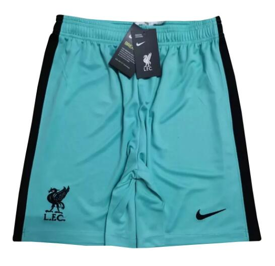 Liverpool Away Soccer Shorts 2020-21