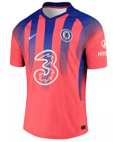 Chelsea Player Version Soccer Jerseys 2020-21 Third Football Shirts