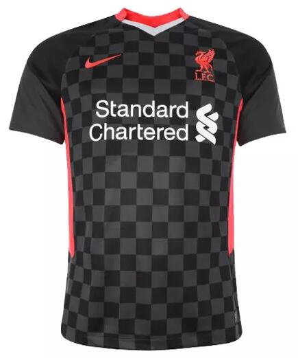 Liverpool Soccer Jerseys 2020-21 Third Football Shirts