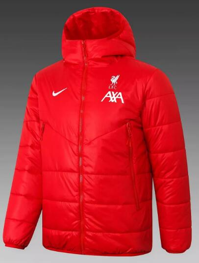 Chelsea Cotton Jacket 2020-21 Red
