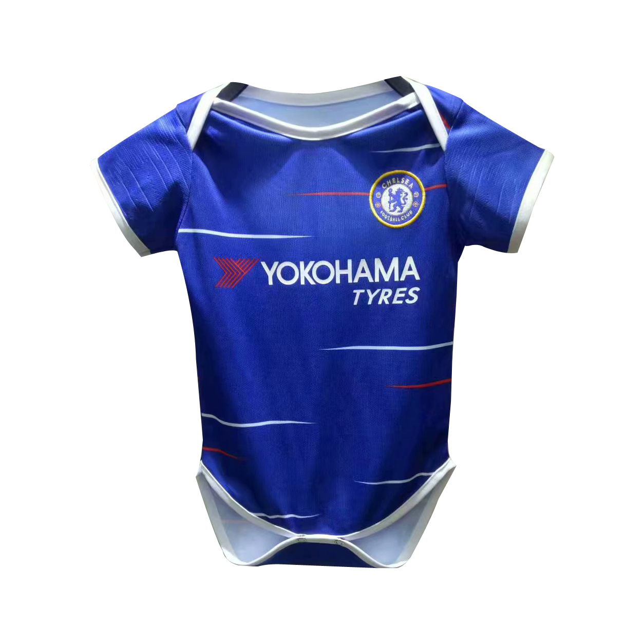 Chelsea Baby Soccer Jersey Suit 2018-19 Home Infant Football Shirts