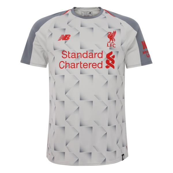 Liverpool Soccer Jerseys 2018-19 Third Football Shirts