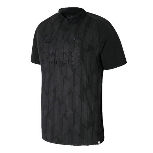 Liverpool Blackout Soccer Jerseys Shirt 2018-19