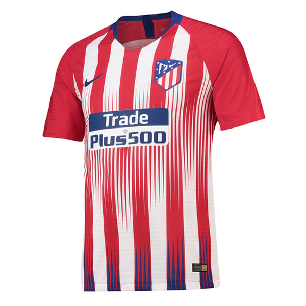 Atletico Madrid Soccer Jerseys 2018-19 home Football Shirts - Match Version