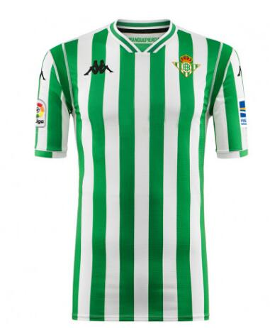 Real Betis Soccer Jerseys 2018-19 Home Football Shirts