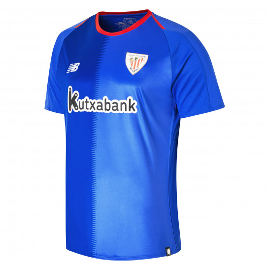 Athletic Bilbao Soccer Jerseys 2018-19 Away Football Shirts