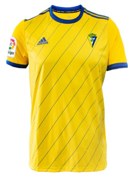 Cádiz CF Soccer Jerseys 2018-19 Home Football Shirts