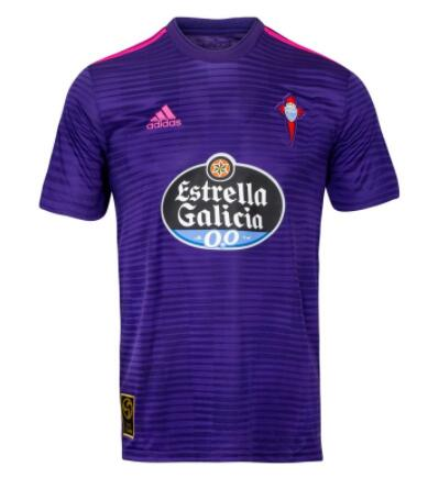 Celta de Vigo Soccer Jerseys 2018-19 Away Football Shirts