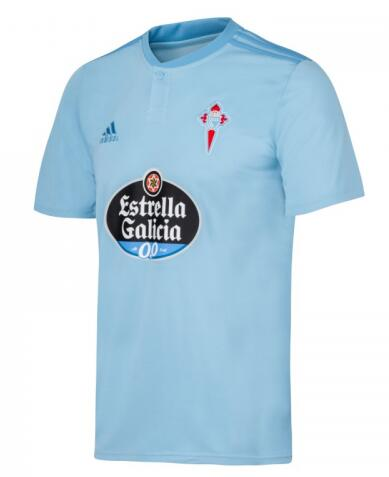 Celta de Vigo Soccer Jerseys 2018-19 Home Football Shirts