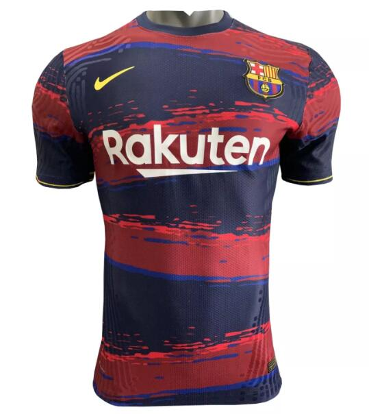 Barcelona Player Version Soccer Jerseys 2020-21 Special Football Shirts