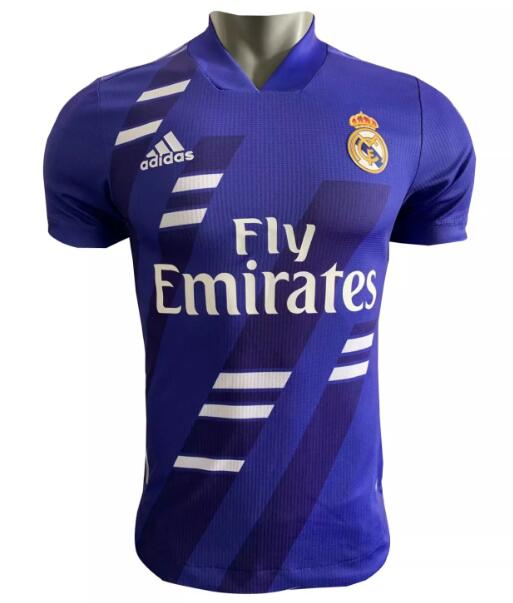 Real Madrid Player Version Soccer Jerseys 2020-21 Special Football Shirts