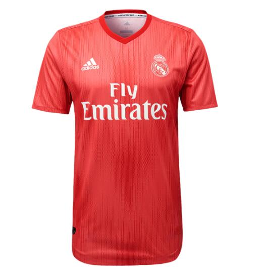 Real Madrid Soccer Jerseys 2018-19 Third Football Shirts - Match