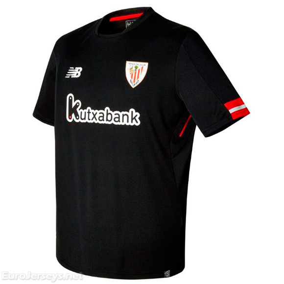 Athletic Club de Bilbao 2017-18 Away Shirt Soccer Jersey